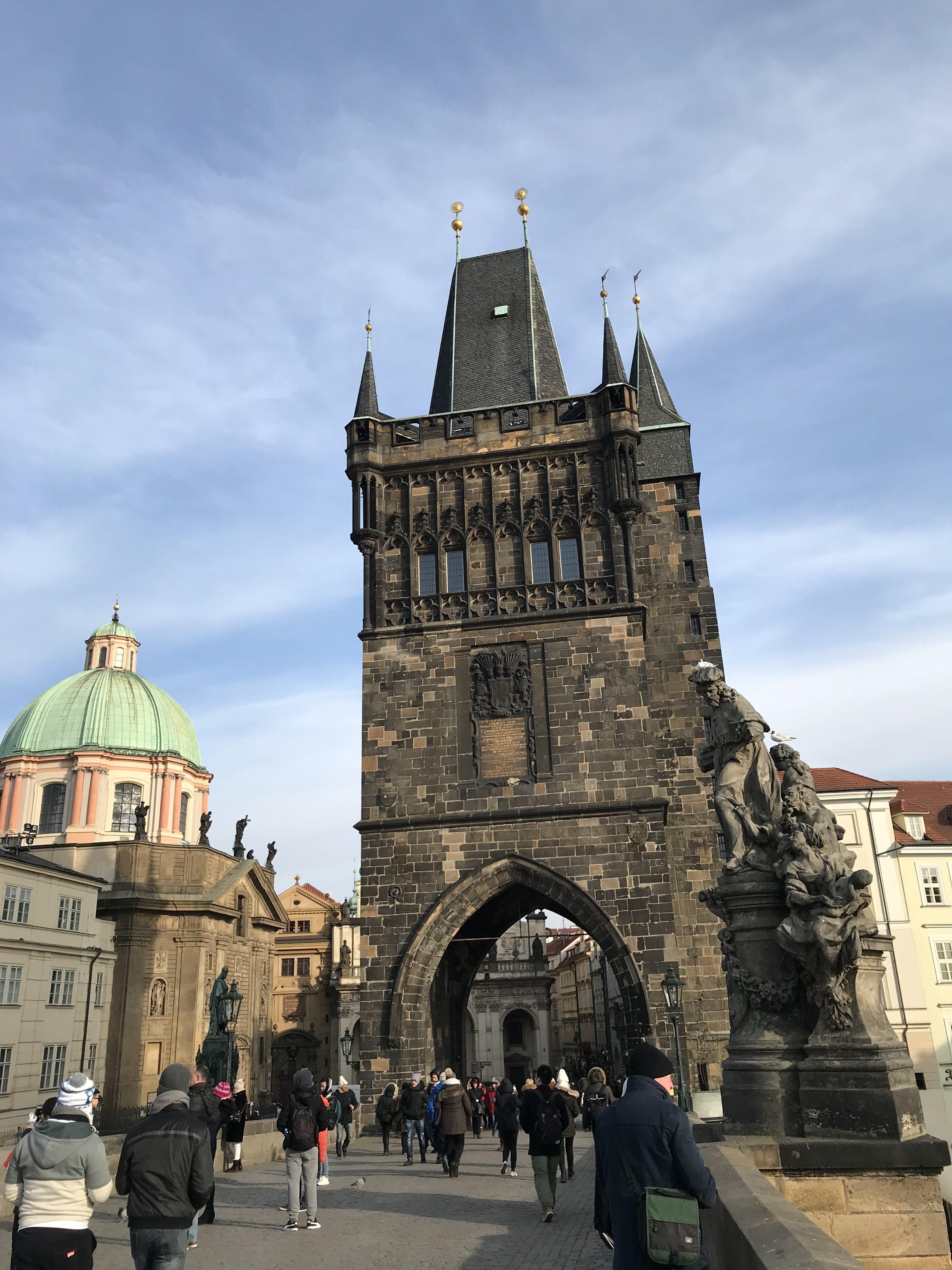 Фэншуй-тур - Прага- Milana.Ru
