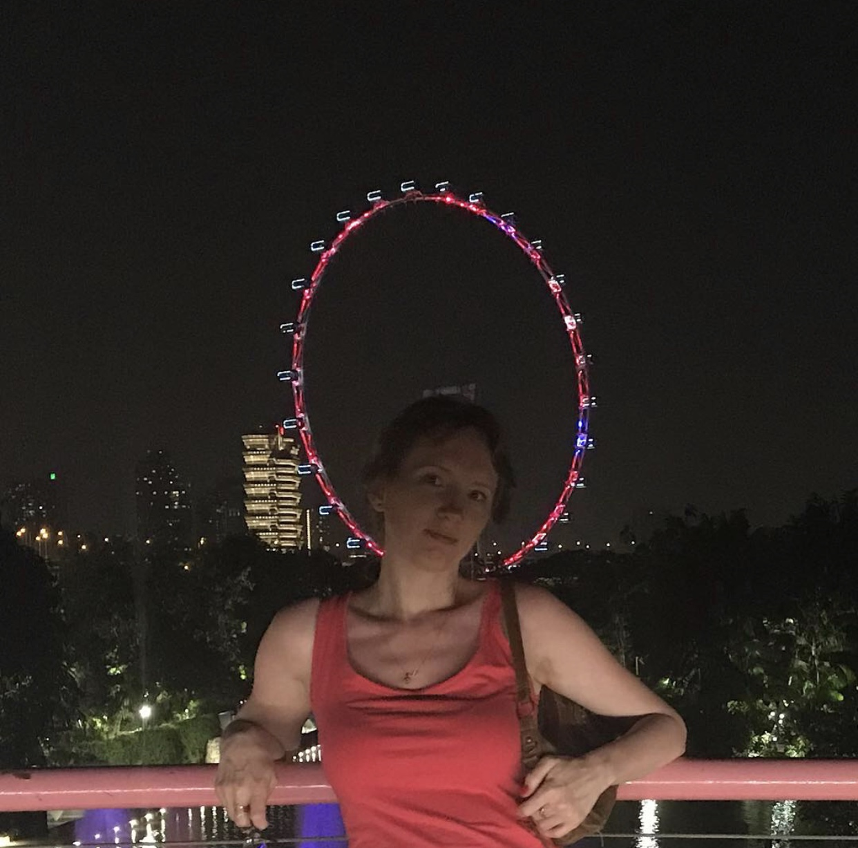 Милана Минаева - Сингапур - Milana.Ru