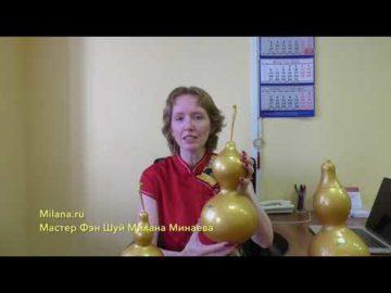 Милана Минаева: Тыквы Фэн Шуй - защита от болезней