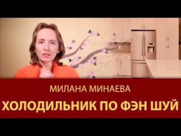 Правило Фэн Шуй 4: Холодильник по Фэн Шуй - Мастер Фэн Шуй Милана Минаева